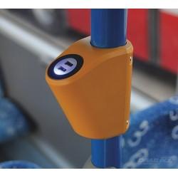 USB Зарядки в общественный транспорт