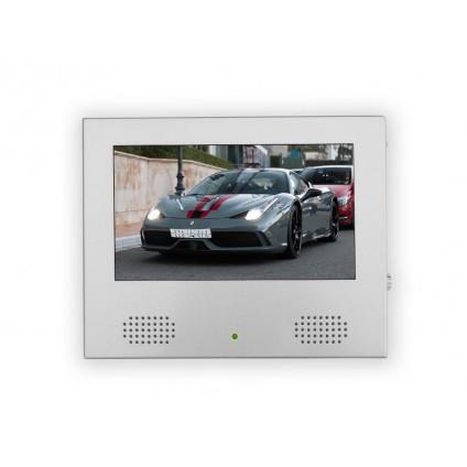 Антивандальный рекламный монитор для помещений 7 дюймов Videocomplex ADM072m