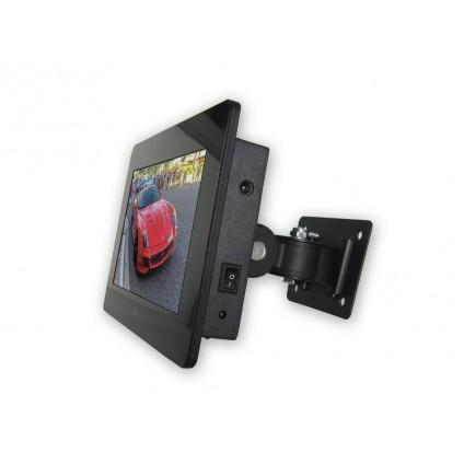 Антивандальный рекламный монитор для помещений 7 дюймов Videocomplex ADM073m