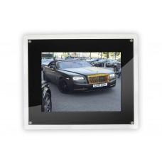 Антивандальный рекламный монитор для помещений 12 дюймов Videocomplex ADM123m